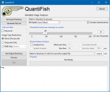 QuantiFish User Interface