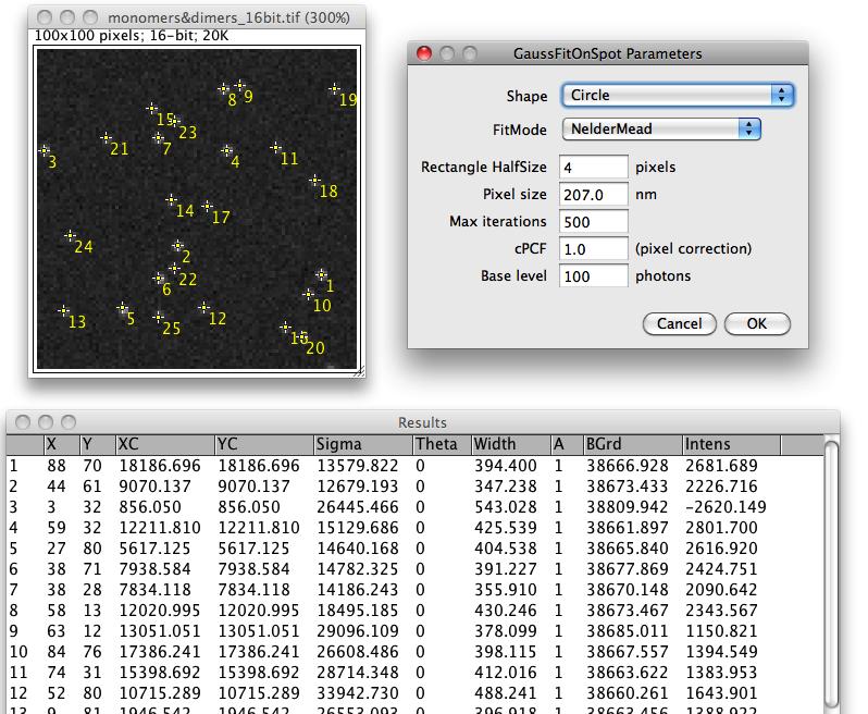 Spot detection | BISE